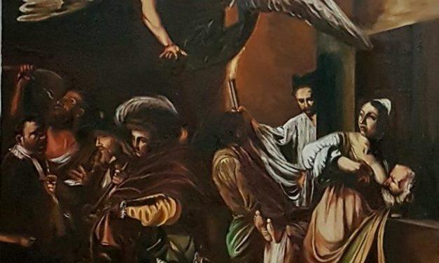 """Mostra di pittura: """"Omaggio a Caravaggio"""""""
