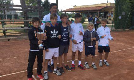 Lo Junior Tennis Polacco è campione d'Italia Under 12