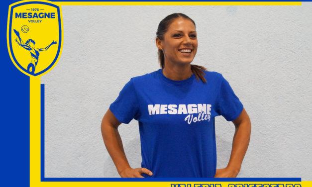 L'Appia Project Mesagne Volley si prepara all'esordio casalingo contro la Dimitri Volley Angels