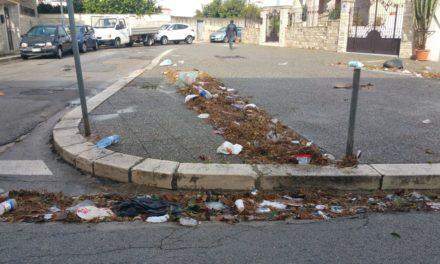 UFFICIO RECLAMI – Troppi rifiuti per strada. Griglie tappate