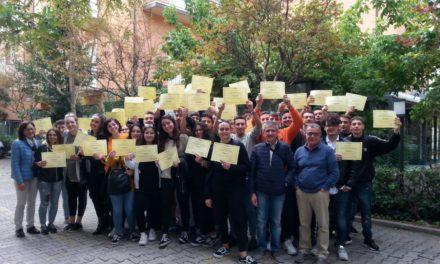 Stage aziendale a Rimini per gli studenti dell'I.I.S.S. Epifanio Ferdinando