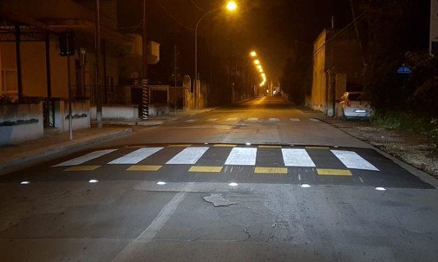 UFFICIO RECLAMI – Passaggi pedonali rialzati resi più visibili
