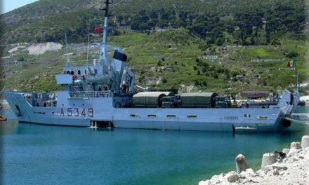 Sigarette di contrabbando sulla nave della Marina, indagato un mesagnese