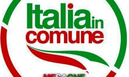 Questa sera si presenta Italia in Comune