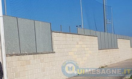 Che fine ha fatto la recinzione dello Stadio?