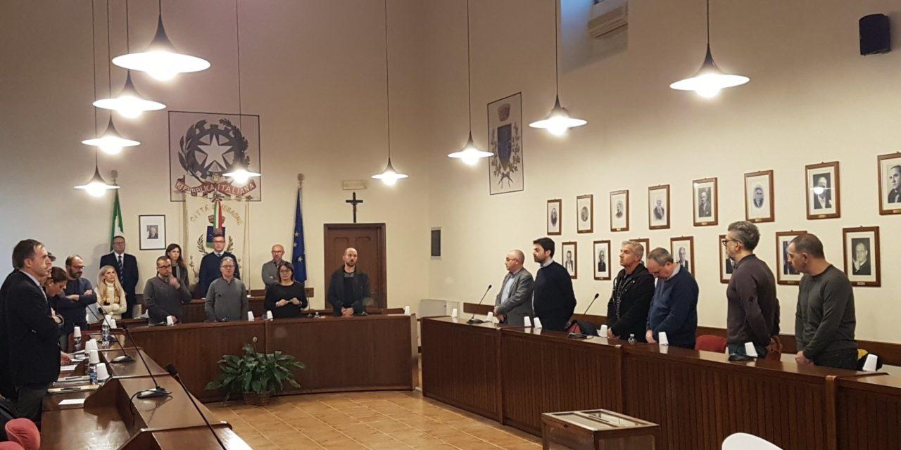 Nuova seduta del Consiglio Comunale per giovedì 13 dicembre