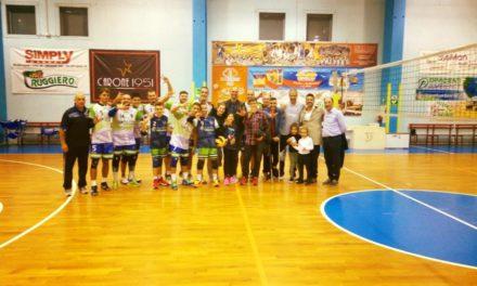 Volley Maschile, Serie D: Risultati importati per Apulia Diagnostic