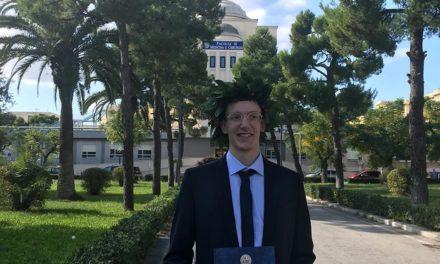Francesco Tortorella, esempio di vita per i giovani mesagnesi
