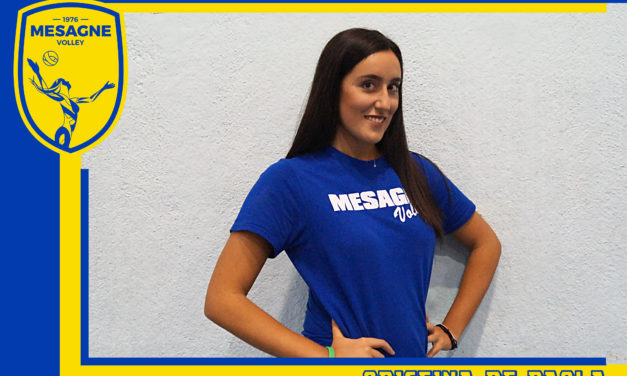 Mesagne Volley, stasera appuntamento con la serie C