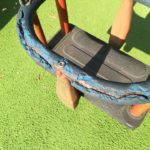 UFFICIO RECLAMI – Nessuna manutenzione per i giochi in Villa Comunale