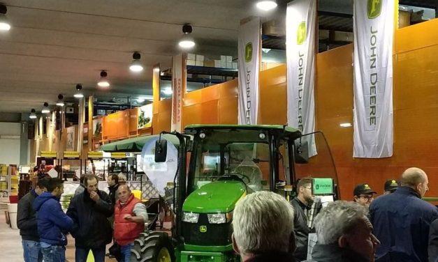 La Chisena srlpropone nuove soluzioni per gli imprenditori agricoli locali