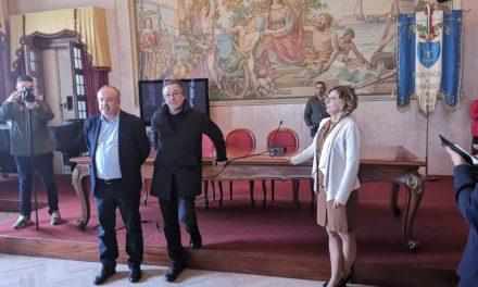 Riccardo Rossi proclamato ufficialmente Presidente della Provincia di Brindisi