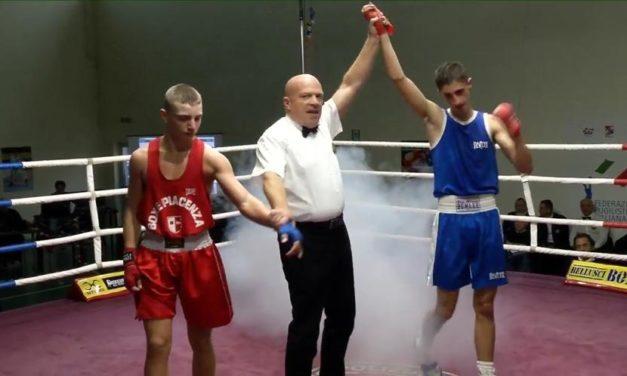 Ismaele Dovizioso vince il Campionato italiano di boxe