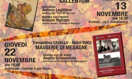 """Rassegna """"Viaggio d'autunno tra documenti e storie"""""""