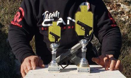 Tony conquista il primo posto del podio alla Winter Cup 2K18 Calabria – VIDEO