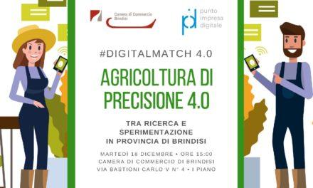 Agricoltura di precisione 4.0, nella Camera di Commercio di Brindisi