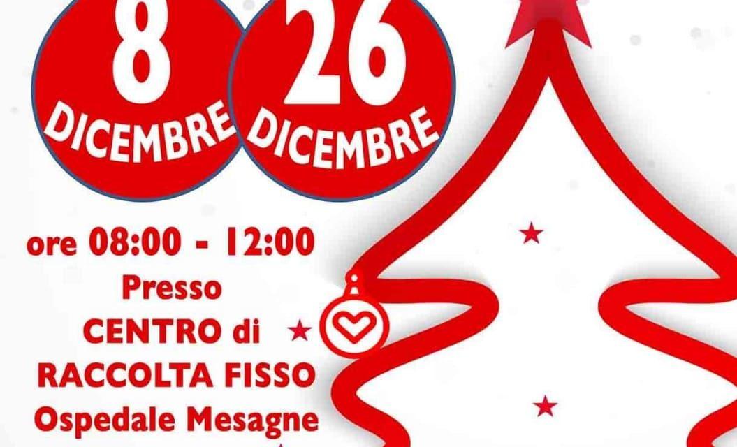 Avis, donazione del sangue sabato 8 dicembre