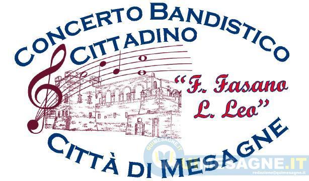 """La Banda Cittadina """"Fasano-Leo"""" al Teatro Apollo di Lecce"""