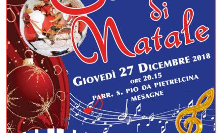 """Il 27 Dicembre """"Concerto di Natale"""" della Banda """"Fasano – Leo"""""""