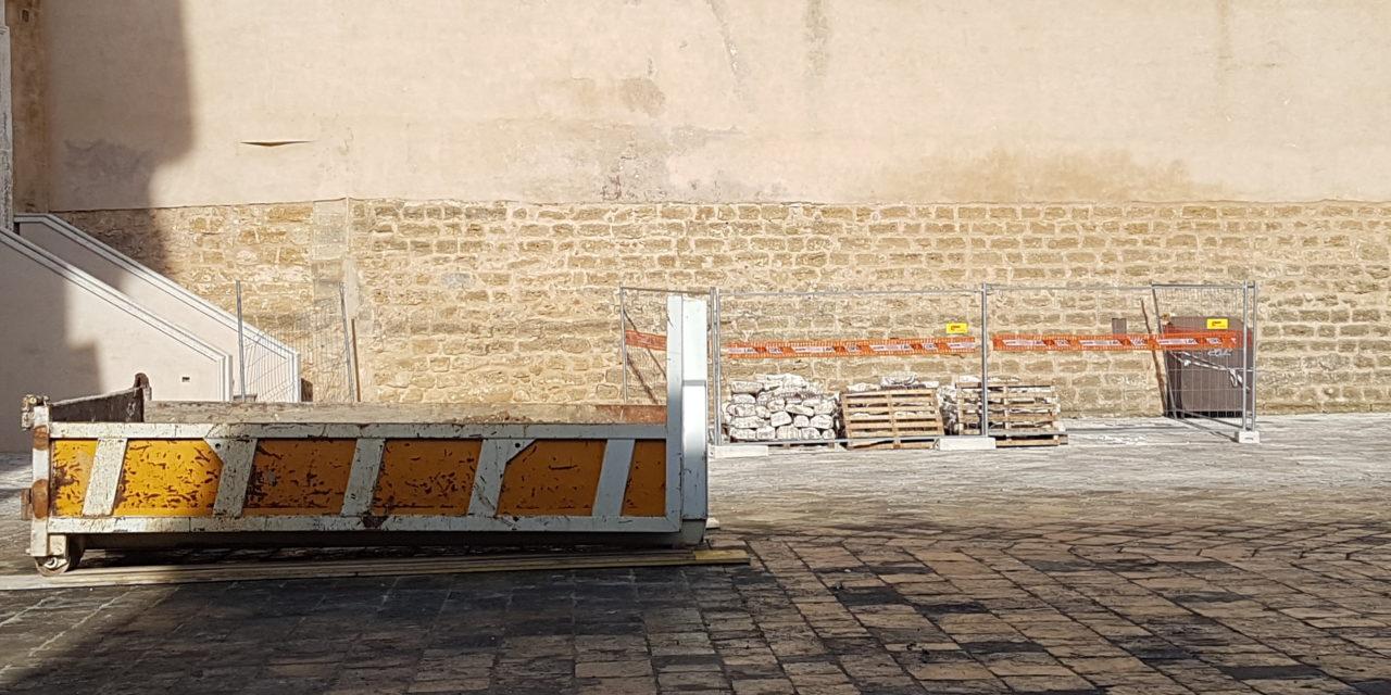 UFFICIO RECLAMI – Piazza Orsini diventa cantiere per i lavori di AQP
