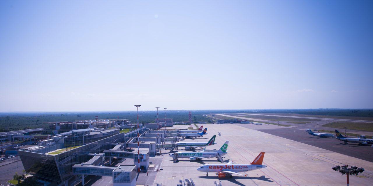 Eccellenti risultati per il traffico passeggeri su Bari e Brindisi.