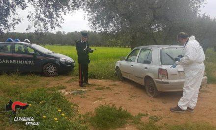 Arrestati due pregiudicati di Oria e Latiano per quattro rapine