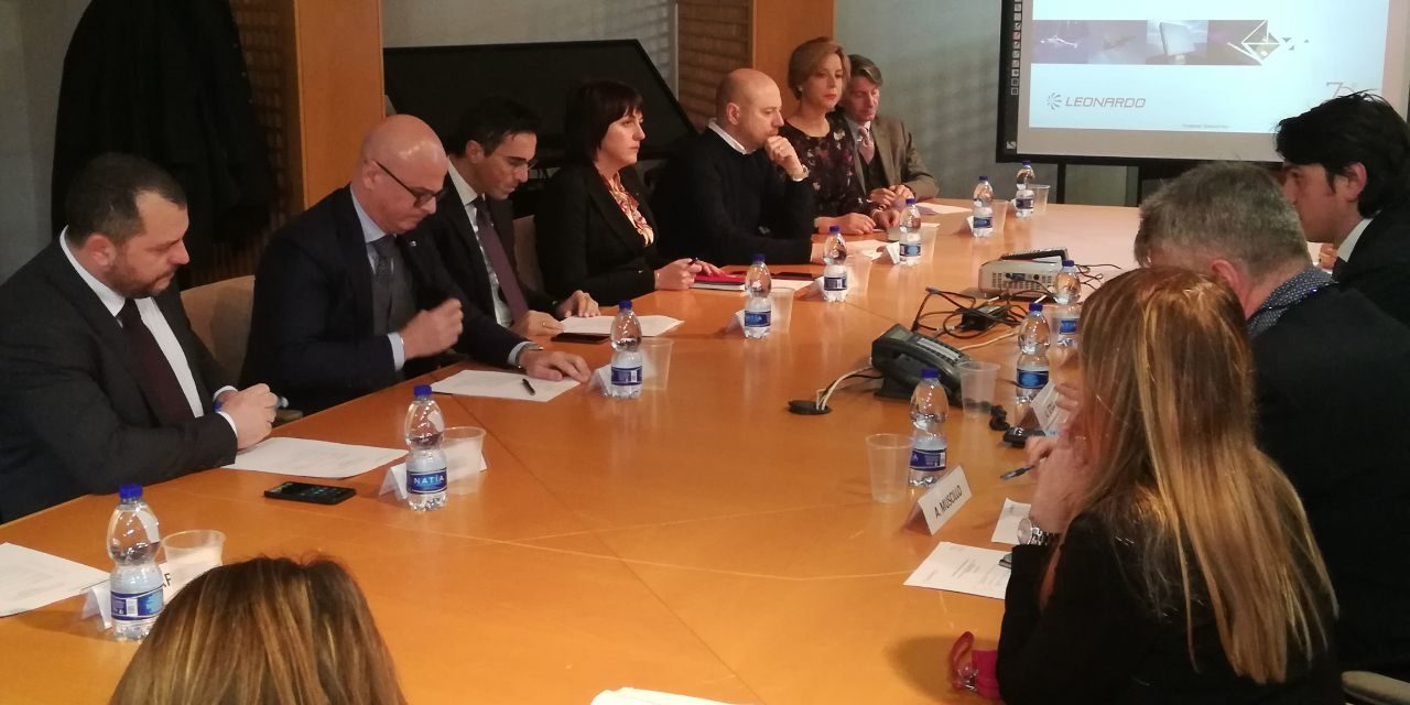 Visita parlamentare del M5S a Taranto e Grottaglie.