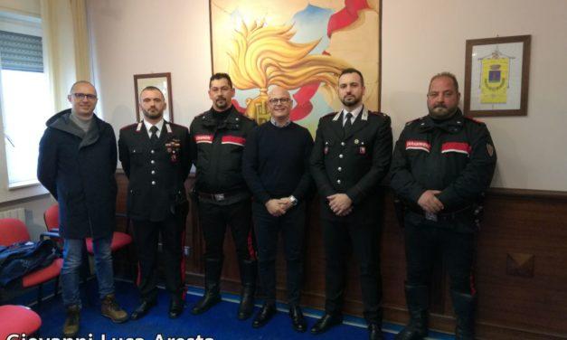 Il Deputato Aresta (M5S), nel giorno dell'Epifania, ha ringraziato i Carabinieri per la loro efficace presenza a servizio del territorio