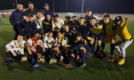 LA JUNIORES del MESAGNE calcio vince il 1° Quadrangolare Regionale Under 19