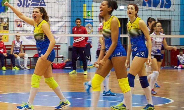 Mesagne Volley, Sabato sarà Mission Impossible?
