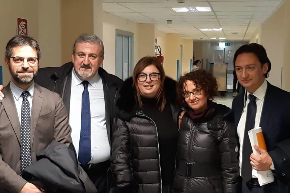 """Lavori ultimati all'ospedale """"Dario Camberlingo"""" di Francavilla Fontana"""