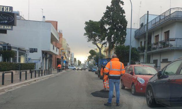 Troppe buche per strada e il Comune corre ai ripari