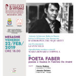 POETA FABER. Poesia e musica in Fabrizio De Andrè