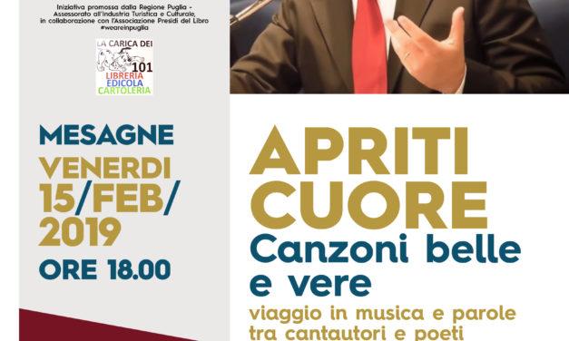 Venerdì 15 febbraio alla Di Vittorio una serata di poesia e musica