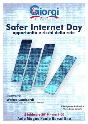 Safer internet day, opportunità e rischi della rete