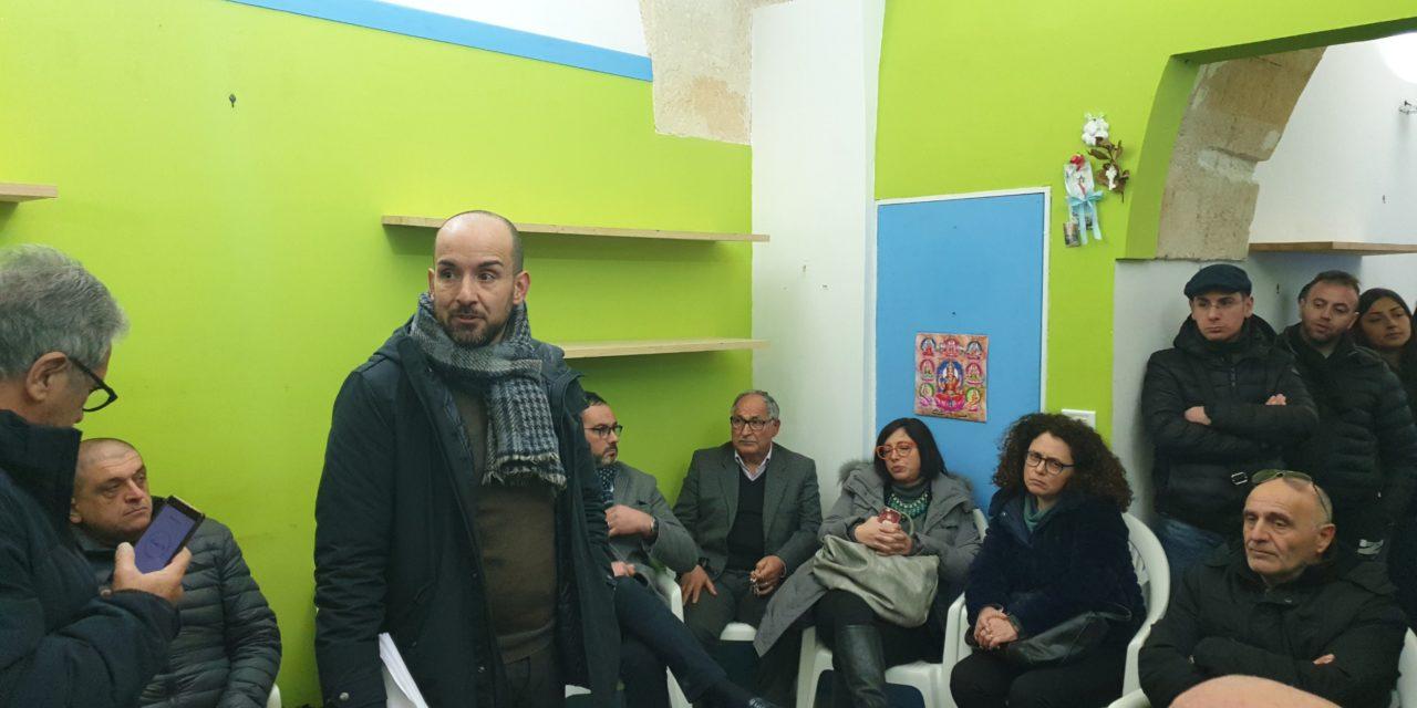 "La coalizione ""Insintonia"" chiede a Matarrelli di candidarsi a sindaco di Mesagne – FOTO E VIDEO"