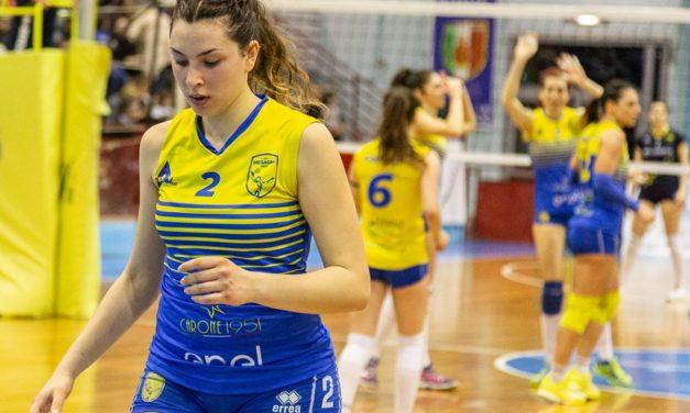 Volley femminile, verso Mesagne – Offida