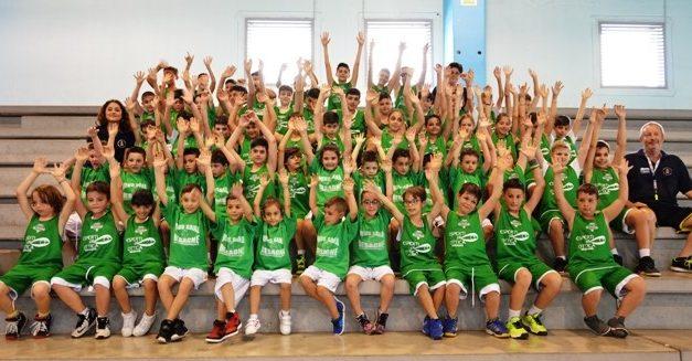 Il centro minibasket della Mens Sana Mesagne ospita il Tecnico Federale Maurizio Cremonini