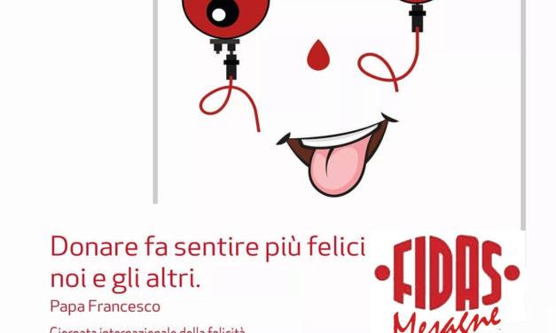 Domenica 17 marzo giornata di donazione del sangue per la Fidas