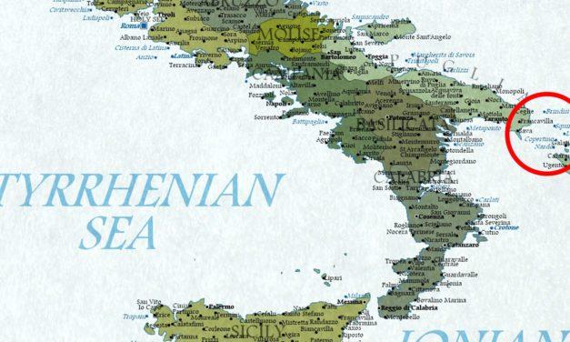 Mesagne come Atlantide: fra 100 anni sarà sommersa – di Davide Scalera | #FridaysForFuture