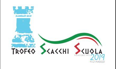 Da 2 a 16 Marzo a Mesagne le finali Provinciali del Torneo Scacchi a Scuola