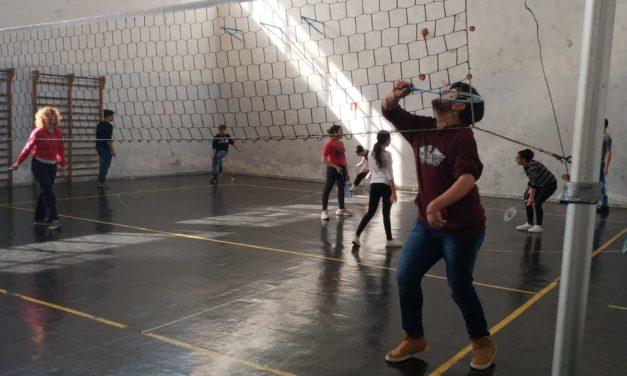 Lo Sport è inclusione: Il badminton a scuola.