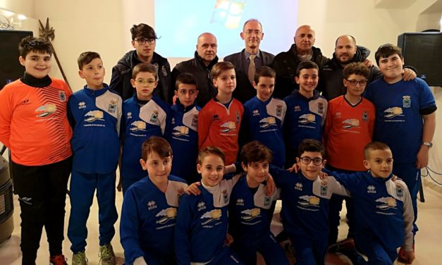 «I giardini di San Biagio» è il nuovo main sponsor dell'Asd Virtus Calcio Mesagne