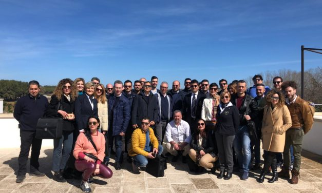 Sommelier Ais Puglia: le visite didattiche della delegazione di Brindisi nel Salento