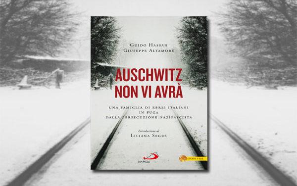 """Venerdì 15 marzo presentazione del libro di Giuseppe Altamore: """"Auschwitz non vi avrà"""""""