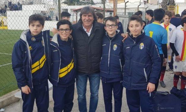 Quattro ragazzi mesagnesi visionati dalla Roma calcio