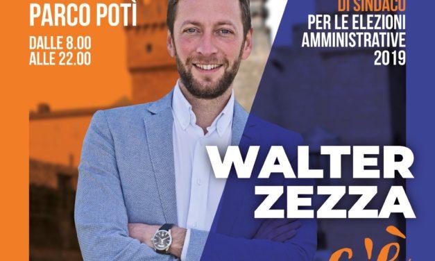 """Walter Zezza: """"Sono pronto a farmi portavoce dei bisogni dei miei concittadini"""""""