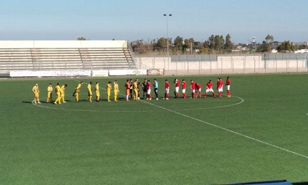 Mesagne Calcio 2011 col Terlizzi un pareggio amaro