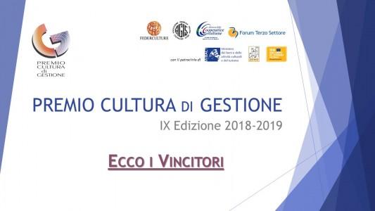 Premio Cultura di Gestione, menzione speciale per il sito archeologico di Muro Tenente