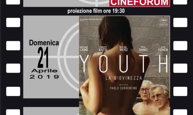 """""""La giovinezza"""" un film imperdibile a Pasqua al Cabiria di Mesagne"""